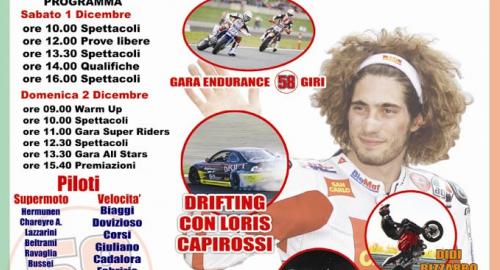 Sic Supermoto Day: Rossi vs Biaggi, la grande sfida!